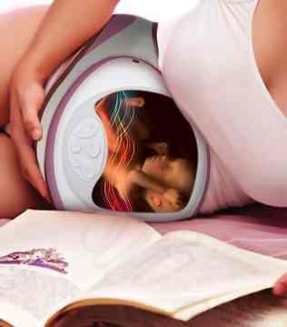 胎儿观察器,创意,准父母,智能健康,胎心仪