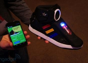 Google语音鞋,掀起智能家居产品新方向