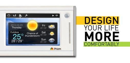 Prizm,Z-Wave,智能家居,智能暖通,智能照明