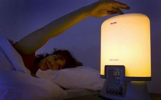 智能灯光闹钟,智能家居,智能照明,Wake Up