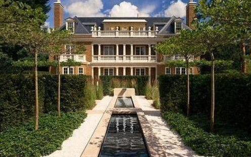【四维装修】:欣赏智能豪宅,一座可移动屋顶+智能家居+高科技的伦敦私人定制豪宅