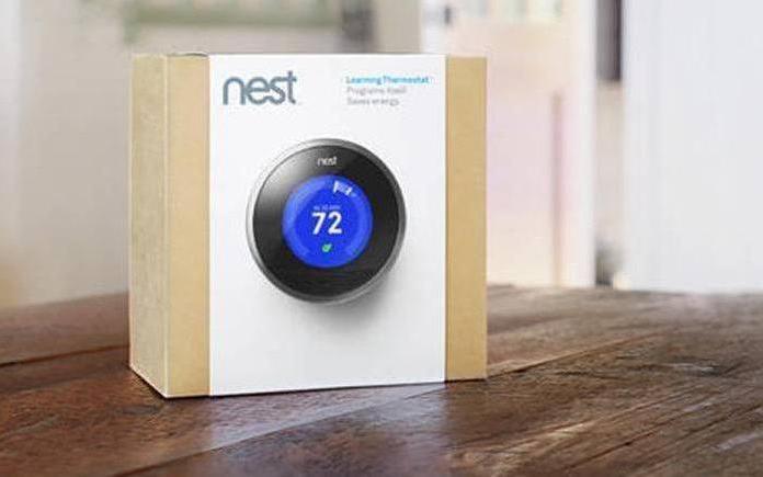 Nest智能温控器具备自学习社交互动能力,物联网,物联网技术,Zigbee天线,智能暖通,手机控3.0,微智能