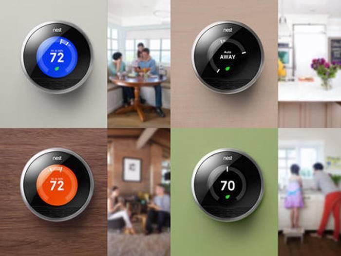 智能暖通新动态,nest智能温控器具备自学习社交互动