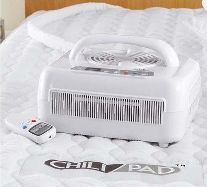 可调温的智能床垫