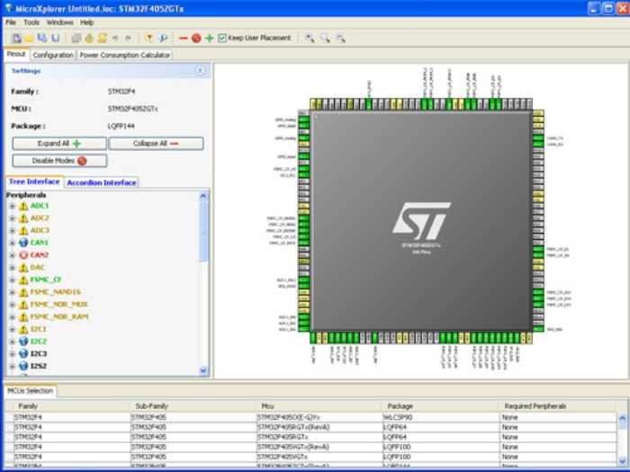 STM32W 配合图形化设计工具MicroXplorer加速Zigbee应用,物联网,物联网技术,智能家居控制系统,智能家居产品,智能生活,智能家居网站