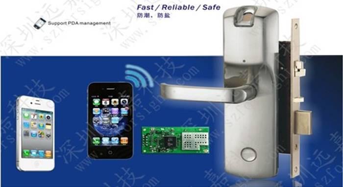 物联网方案:手机控3.0应用,WiFi智能门锁远程控制方案