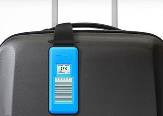 英国航空公司设计推出无线行李标签,你错过它没关系,旅行箱35秒认出你