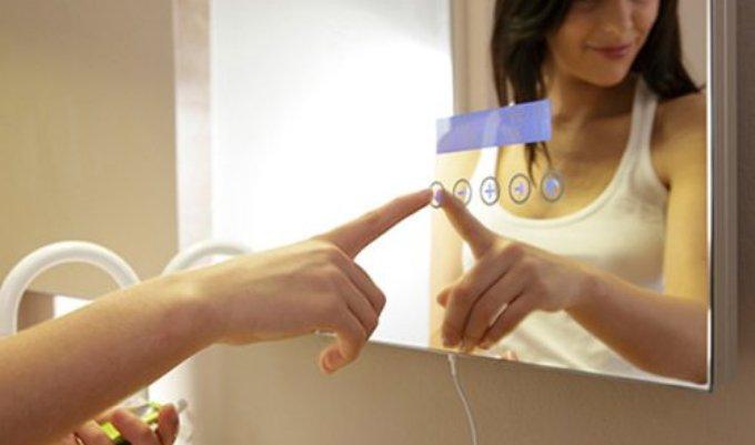 盘点智能家居产品中常用的四种触摸屏技术