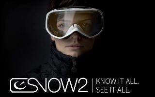 PK才是产品发展的动力,Recon Instruments新款Snow2 可穿戴滑雪运动设备面世