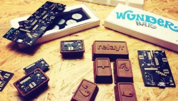 WunderBar开发工具能快速完成开源硬件智能家居的手机控制