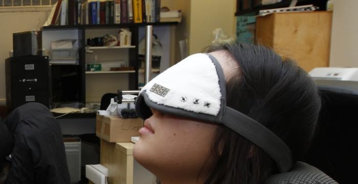 Napwell微智能眼罩支持定时和光照双保险唤醒方式