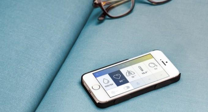 微智能Wello壳能让iPhone时刻监测您的身体机能