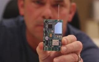 冲破网络的束缚,My N3RD装置不需要通过网路或者蓝牙就能控制和使用家电