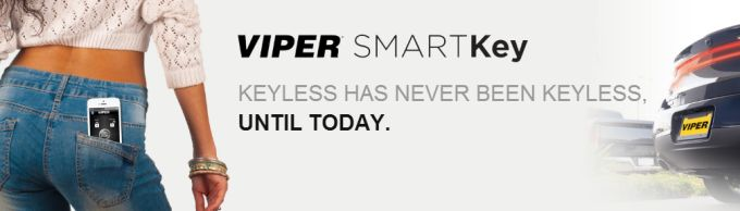 Viper微智能车锁能自动识别车主,靠近就解锁