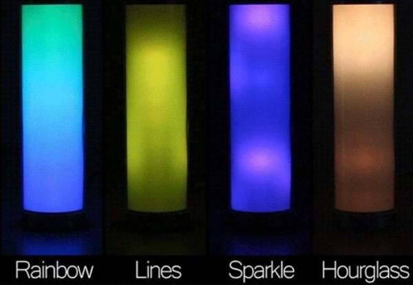 iOn智能熔岩灯可对环境做出反应