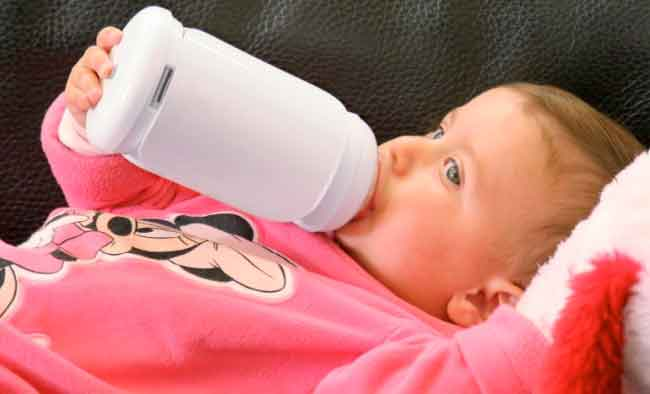 Sleevely智能奶瓶套可监测宝宝吃奶情况