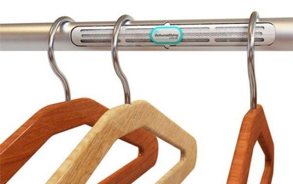 Dehumidifying Air Rod空气除湿挂衣杆还你干爽衣物