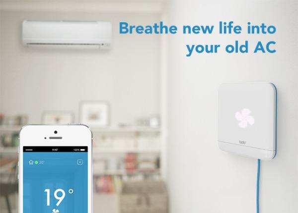 Tado Cooling 势将传统空调甩进智能时代