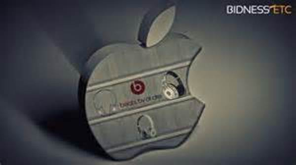 Apple 30亿美刀收购Beats Electronics魔声电子