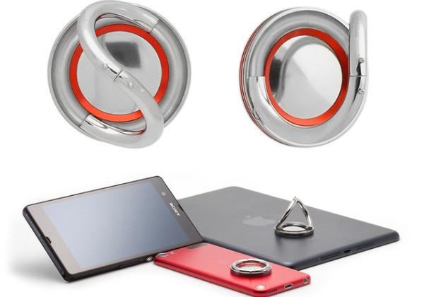 i-Ox Smartphone Grip智能手机支架托起全新手机玩法新篇章