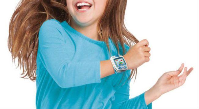 专为儿童设计的智能手环Leapband能够寓教于乐