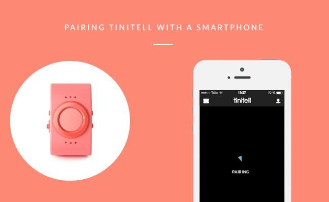 还是为了心头肉,Tinitell专为儿童的可穿戴电话和GPS追踪器   奇笛网