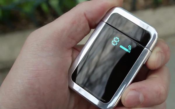 微智能打火机Quitbit帮你有效戒烟瘾