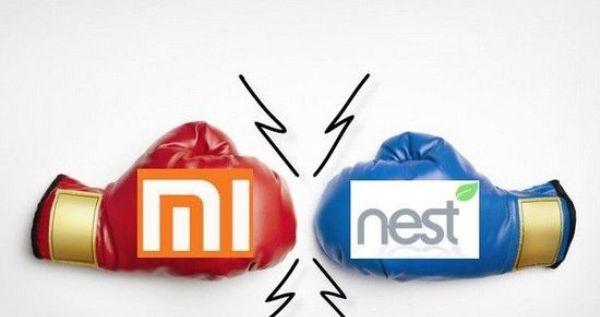 Nest温控器vs小米路由之间的博弈在所难免