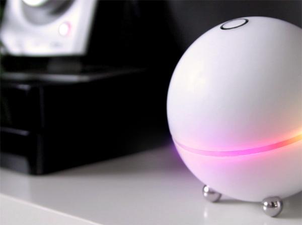 Homey智能球致力声控来搞定家电自动化