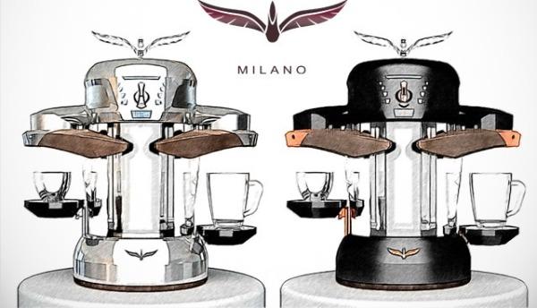 La Fenice成为全球首款感应咖啡机可节能80%