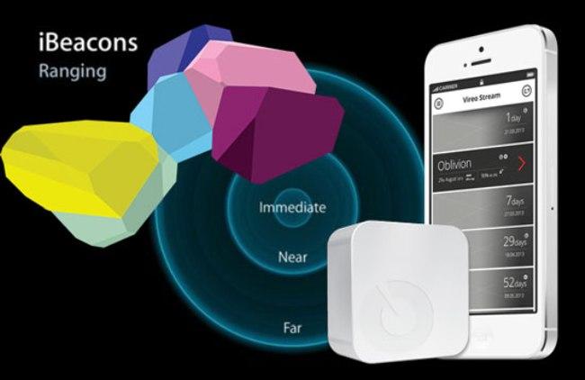 苹果欲借iBeacon绘制全球室内地图