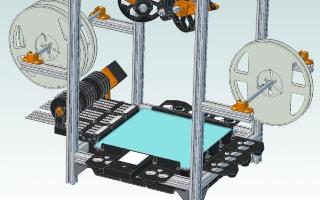 FirePick Delta:制造电路板的开源PNP机器人