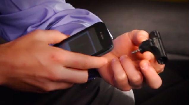 SandPiper内置流量传感器,呼口气就能知道肺健不健康