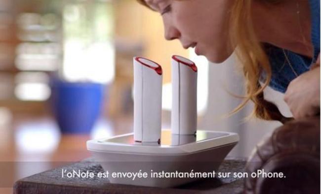 OPhone将发送气味变得像发送短信一样简单