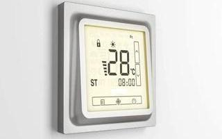 ATSAMD20 智能温控器解决方案