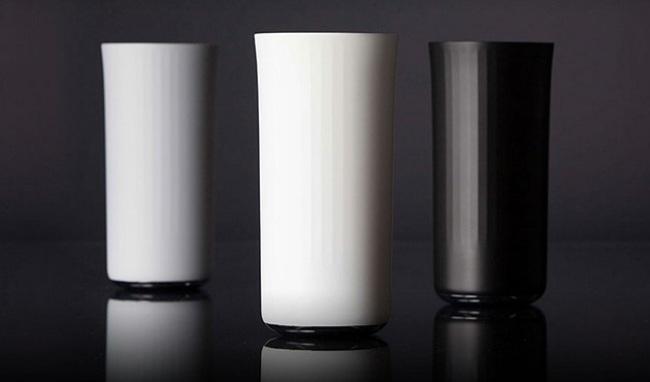 智能水杯Vessyl能够知道你到底往杯子里面倒了啥饮料
