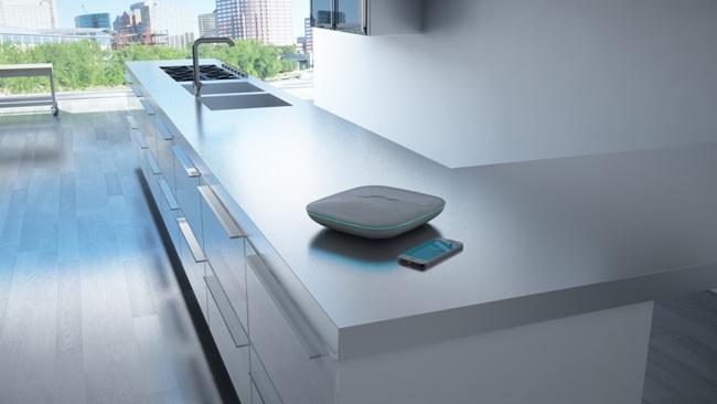 智能家居设备Neoji可以实现室内室外全面安全监控