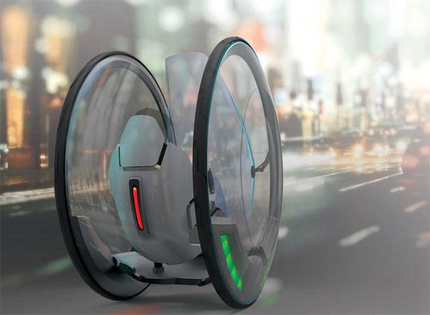 Ultra Small Footprint Vehicle成为能折叠的超小型车