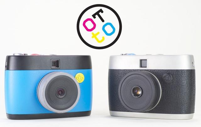 OTTO成为首款可以拍摄动态照片的相机