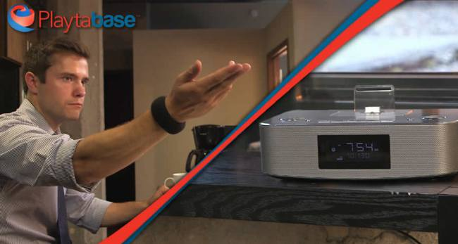 Reemo能转动手腕控制多种家电,还能开灯
