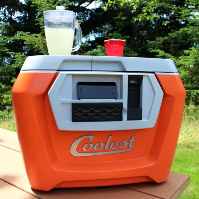抓住疼点的Coolest Cooler酷冰箱众筹有望超越Pebble