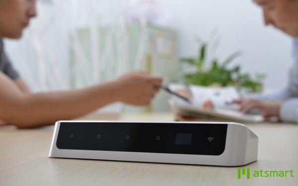 试看atsmart 微插座的充电、WiFi、微信的三大法宝