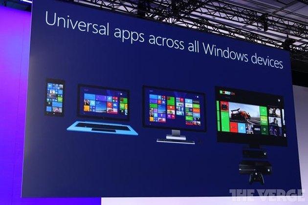 微软希望把Windows的势力延伸到智能设备和上网电器领域