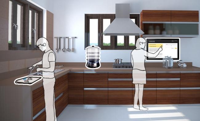 客厅之后的厨房将成为智能家居下一个主战场