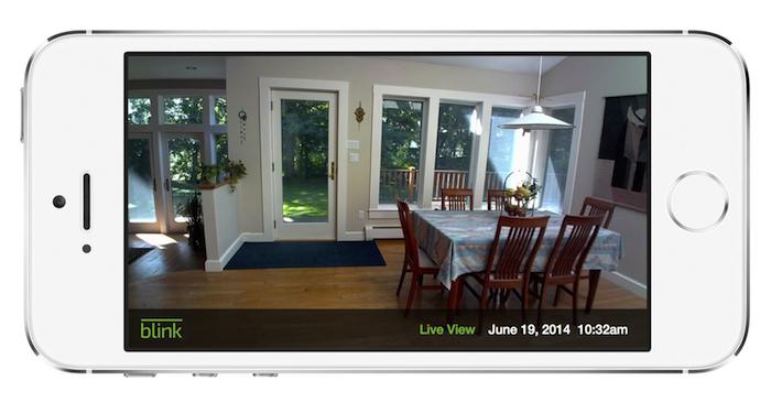 无线摄像头Blink家庭安防监控续航时间最长可达一年