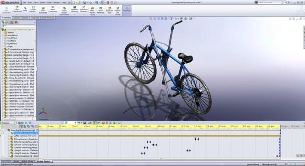 FitRider自行车支持腿与手臂的兼顾练习