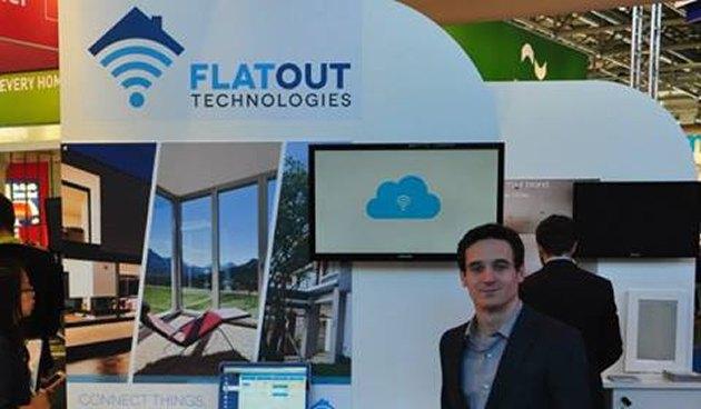 初创公司Flatout Technologies正式发布智能家居操作系统,获佰万美元种子轮融资