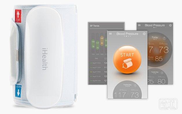 继苹果之后小米也联合智能云血压计iHealth,为的是啥?