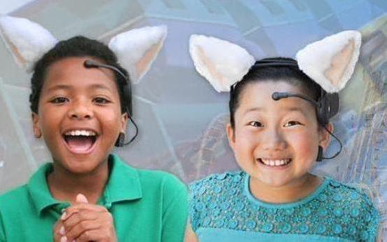Necomimi可穿戴猫耳朵能够实现意念控