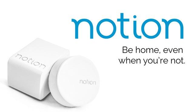 Notion成为多功能家居智能控制系统的入门首选